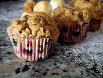 Cupcakes alla nocciola senza glutine golosissime